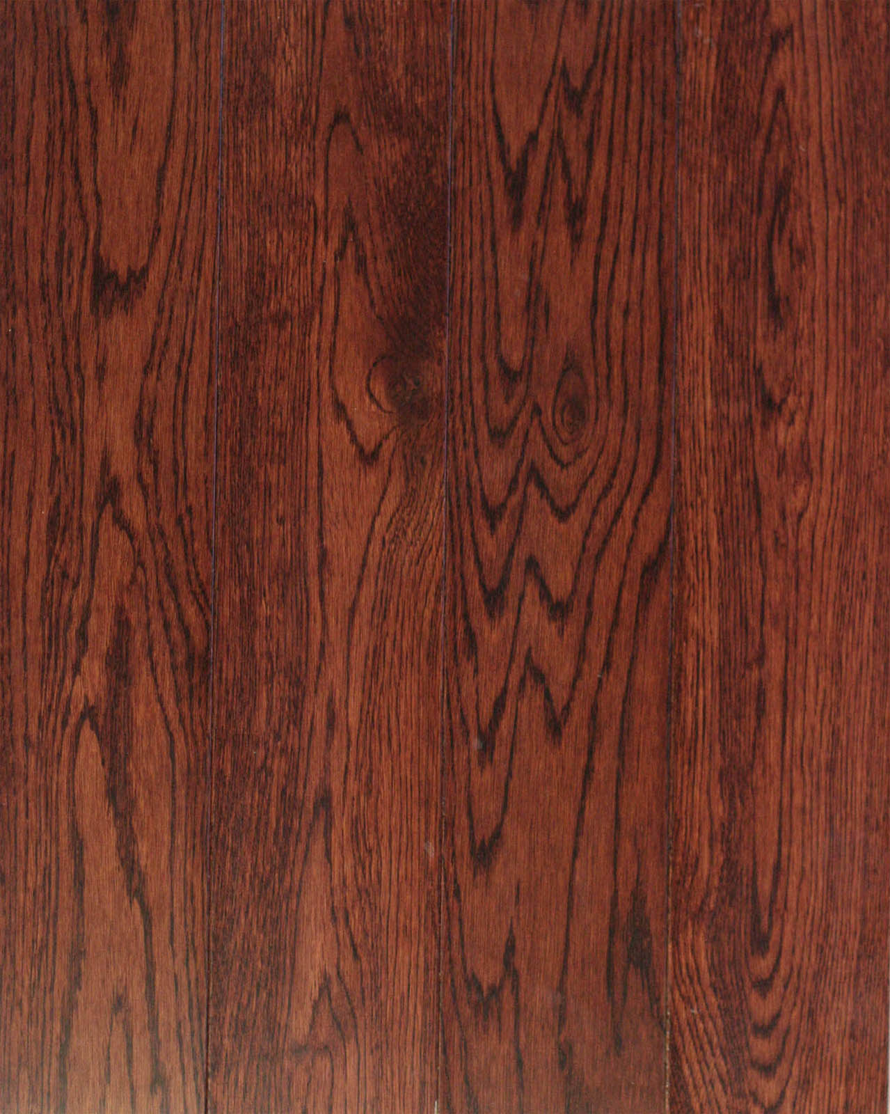 Hickory pecan mahogany stain 3 9 16 wood stains for Mahogany flooring