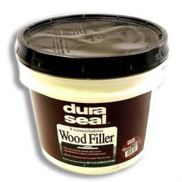 Dura Seal Wood Filler 3 5 Gallon