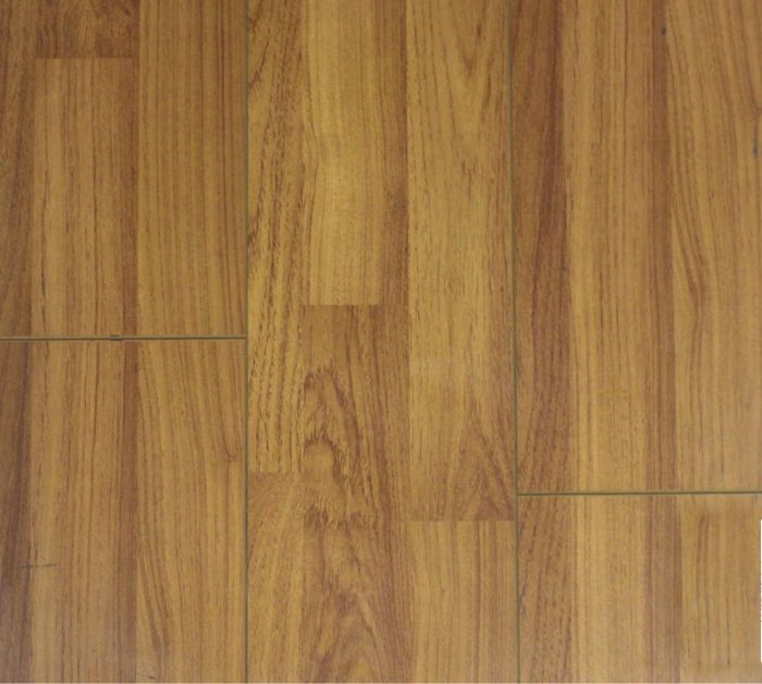Cotton Collection Silk Laminate Flooring White Oak Stain 8mm