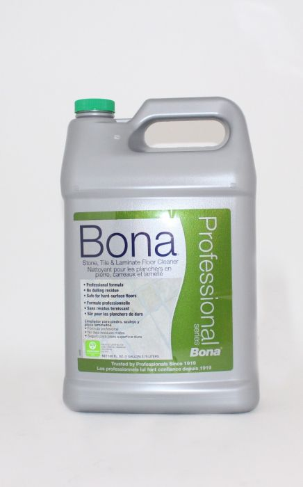 Bona Professional Stone Tile Laminate Floor Cleaner 1 Gallon