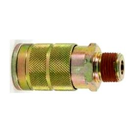 "AC-38M (87103K) Indestrial Series Quick Coupler 3/8"" MPT"