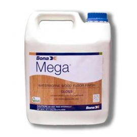 Bona Mega Water Borne Floor Finish