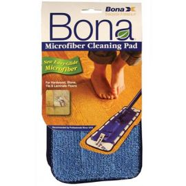 Bona MicroPlus Microfiber Hardwood Floor Cleaning Pad