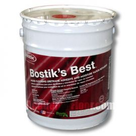Bostik's Best - Bostik Wood Floor Adhesive