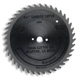 "Crain 804 6-1/2"" Carbide Tipped Super Saw Blade"