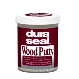 Dura Seal Wood Putty