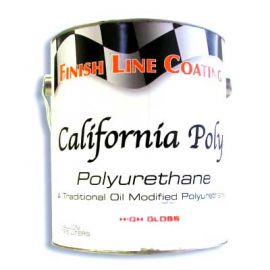 Finish Line California Polyurethane Finish 1 gal