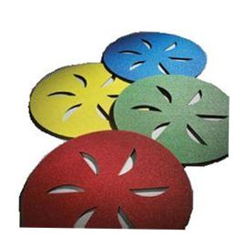 Sand Dollar Pads: Red – Medium