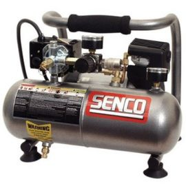 Senco Compressor PC1010R 1 HP 1 gallon Oil-less