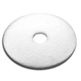 "Norton Abrasives White Floor Maintenance Pad 16"" (66261016968)"