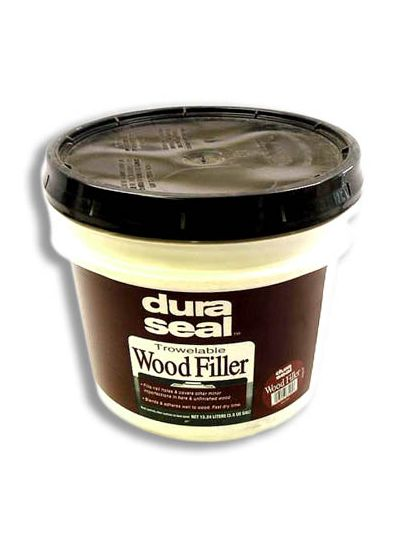 Dura Seal Wood Filler - White Oak - 1 Gallon