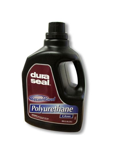 Dura Seal Water Based Polyurethane Floor Finish
