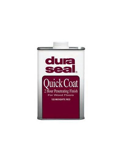 Dura Seal Quick Coat Penetrating Finish Wood Stain