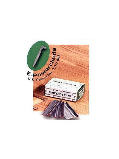 POWERNAIL E-POWERCLEATS Engineered Flooring Nails - 1 1/4