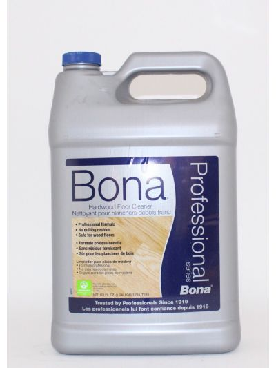 BONA Professional Hardwood Floor Cleaner - 1 Gallon