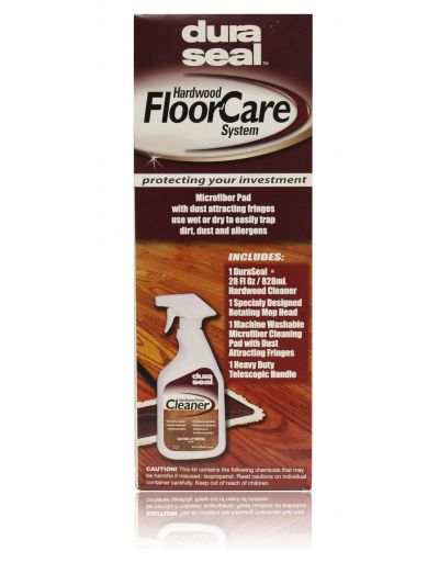 DuraSeal Hardwood Floor Care System