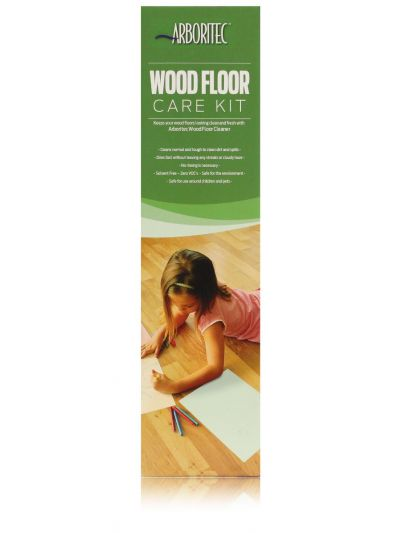 ARBORITEC - Wood Floor Care Kit