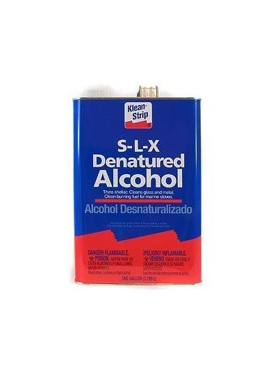 Klean Strip S-L-X Denatured Alcohol - Gallon