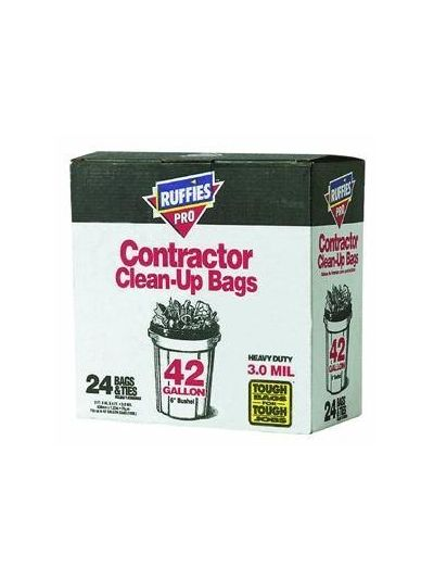 RUFFIES Contractor Clean Up Bags