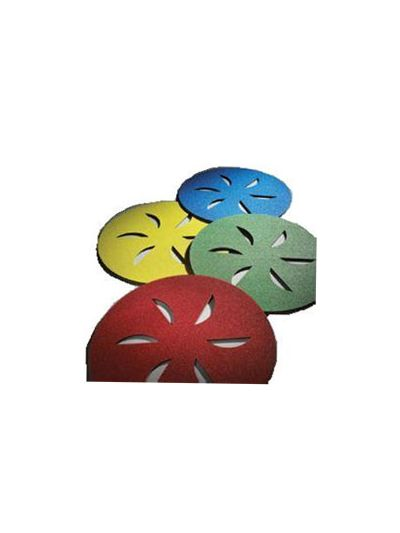 Sand Dollar Pads: Blue-Coarse