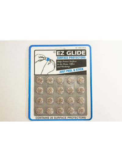 "EZ Glide Surface Protectors 5/8"" Sand Circle"