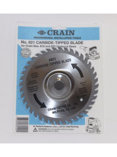Crain Carbide-Tipped Blade 556