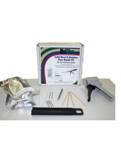 DriTac Solid Wood and Bamboo Floor Repair Kit